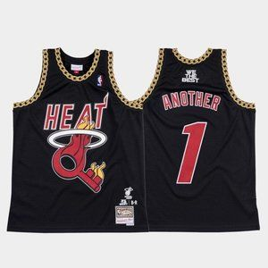 Miami Heat BR Remix Theme Features Jersey